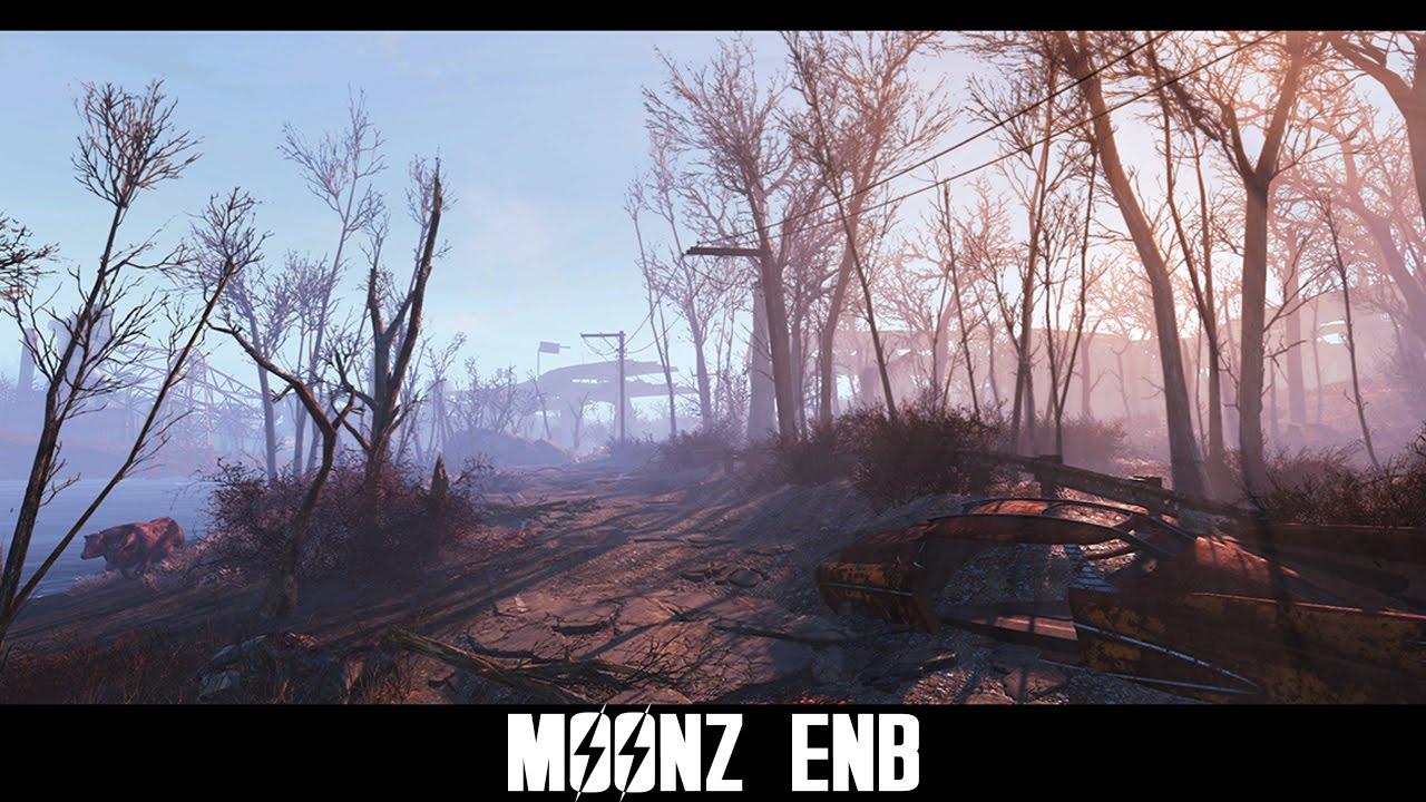 Fallout 4 Mods: MOONZ ENB