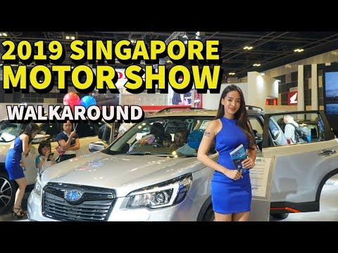 2019 Singapore Motorshow  Walkaround