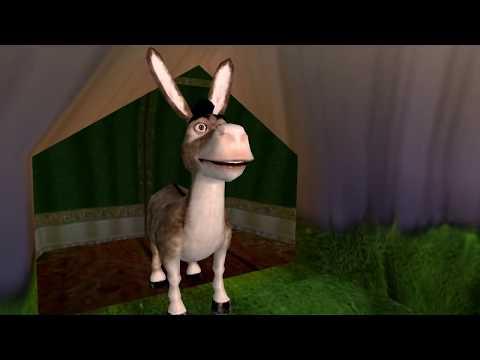 Shrek 2 (PC Game) - Part 1