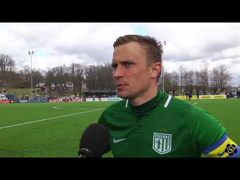 10. voor 2018: Viljandi JK Tulevik - Tallinna FC Flora 0:6 (0:0) Gert Kamsi intervjuu
