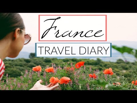 Beautiful Road Trip Through France | Cannes To Provence