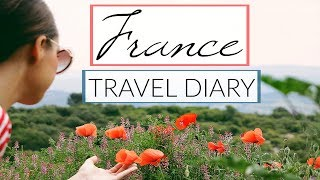 Beautiful Road Trip Through France | Cannes To Provence w/ Ingrid Nilsen