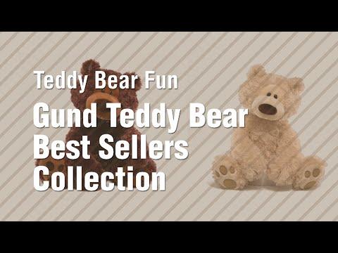 Gund Teddy Bear Best Sellers Collection // Teddy Bear Fun