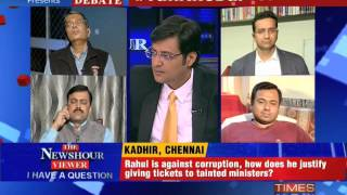 The Newshour Debate: Taint no bar? - Part 3 (13th March 2014)
