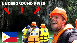 LONGEST UNDERGROUND RIVER IN THE WORLD PUERTO PRINCESA - Pal...