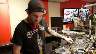 dillon francis live on the drive at 5 streetmix december 1 2014