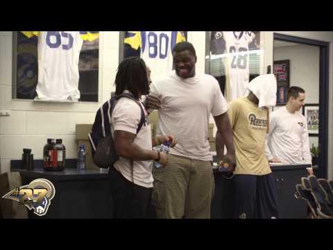 St. Louis Draft Feature : Tre Mason