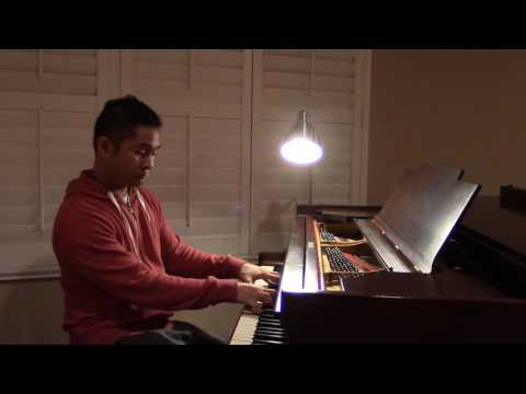 Luther Vandross - Little Miracles (Happen Every Day)  Piano