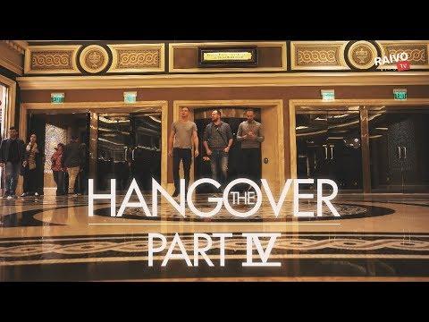 THE HANGOVER 4 | PIEDZĪVOJUMI TURPINĀS VEGASĀ | RAIVO PALIEK 30!!! | 3. sērija | Vlog 30 | 4k