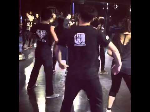 [FC HLC- KTN]~ Cách dancer tại phòng tập