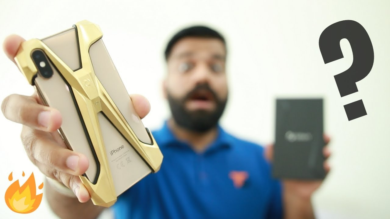 $2,250 iPhone Xs Case - Unboxing & Giveaway ????????????