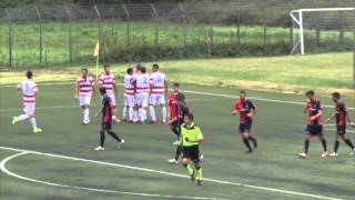 Jolly Montemurlo-Gubbio 1-0 Serie D Girone E