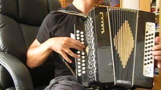 orosz harmónikán katyusa katyúsa katyusha - played on garmon - Катюша под гармошку