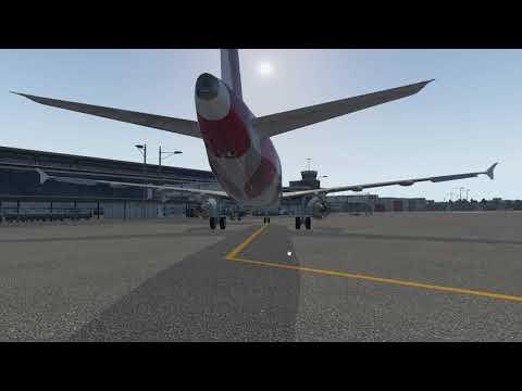 FF A320 APU startup sound