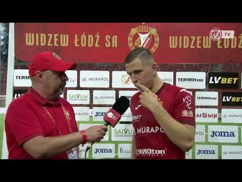 Widzew Łódź - Górnik Łęczna - cały mecz na żywo
