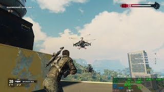Just Cause 4 - 1080p - Lowest Settings - 1080 Ti - i9-7900X - Performance Test