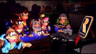 🌐 Pelado Z:  Saga Donkey Kong 1 2 y 3 completo 🌐 En vivo