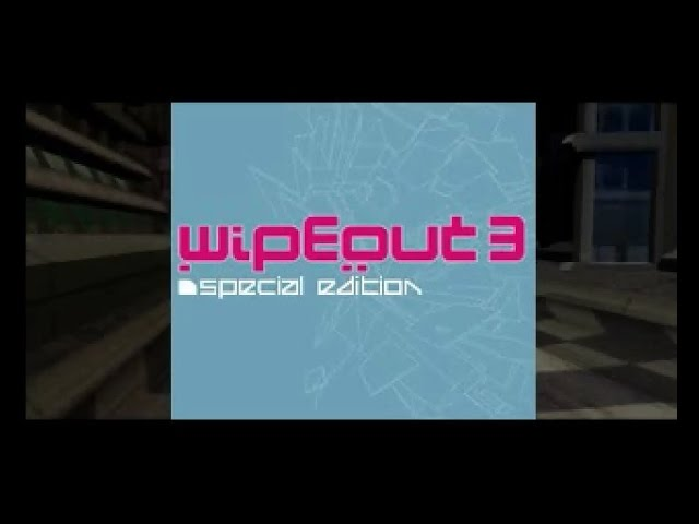 PSX Longplay [244] Wipeout 3 - Special Edition (part 1 of 2)