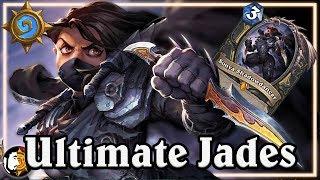 Hearthstone: Ultimate Value - Jade Rogue