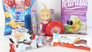 Masha Ve Barbie Market Alış Veri Yapıyor Oyuncak Market Seti