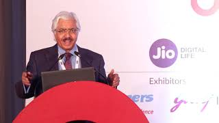 HIS Delhi 2018- Dr Ashok Seth, Chairman, Fortis Escorts Heart Institute