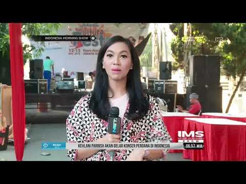 Live Report Persiapan Jakarta Culture Fest 2018