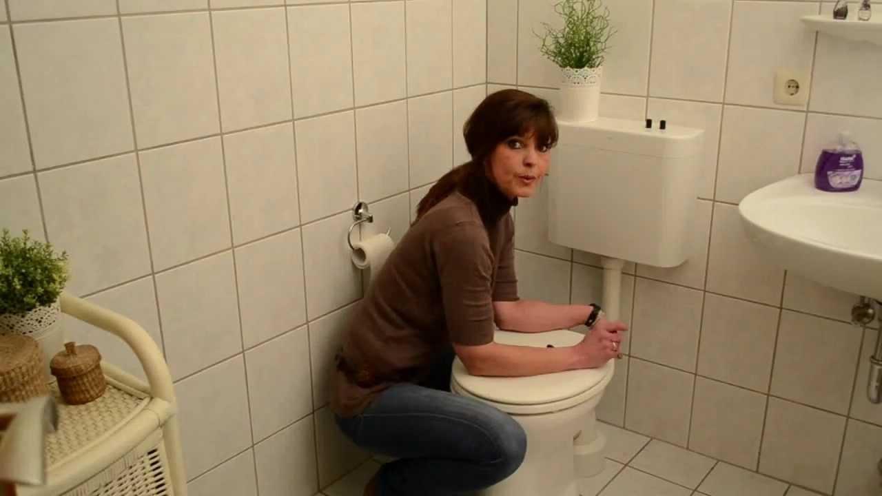 wc sitz wackelt loesung befestigung toilettendeckel sitz