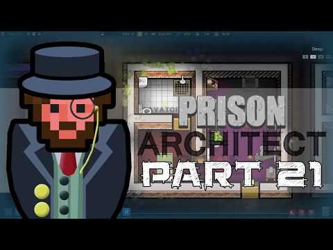 Let's Play - Prison Architect - My Holiday In Nigeria
