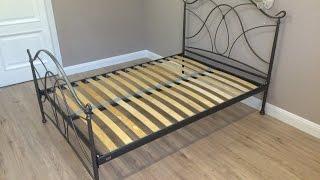 Видео обзор - английские кровати с ковкой Original Bedstead