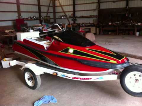 1992 Waverunner III 650 Restoration by MrBarrettBryan
