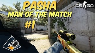 CS:GO - pasha - Man of the Match #1