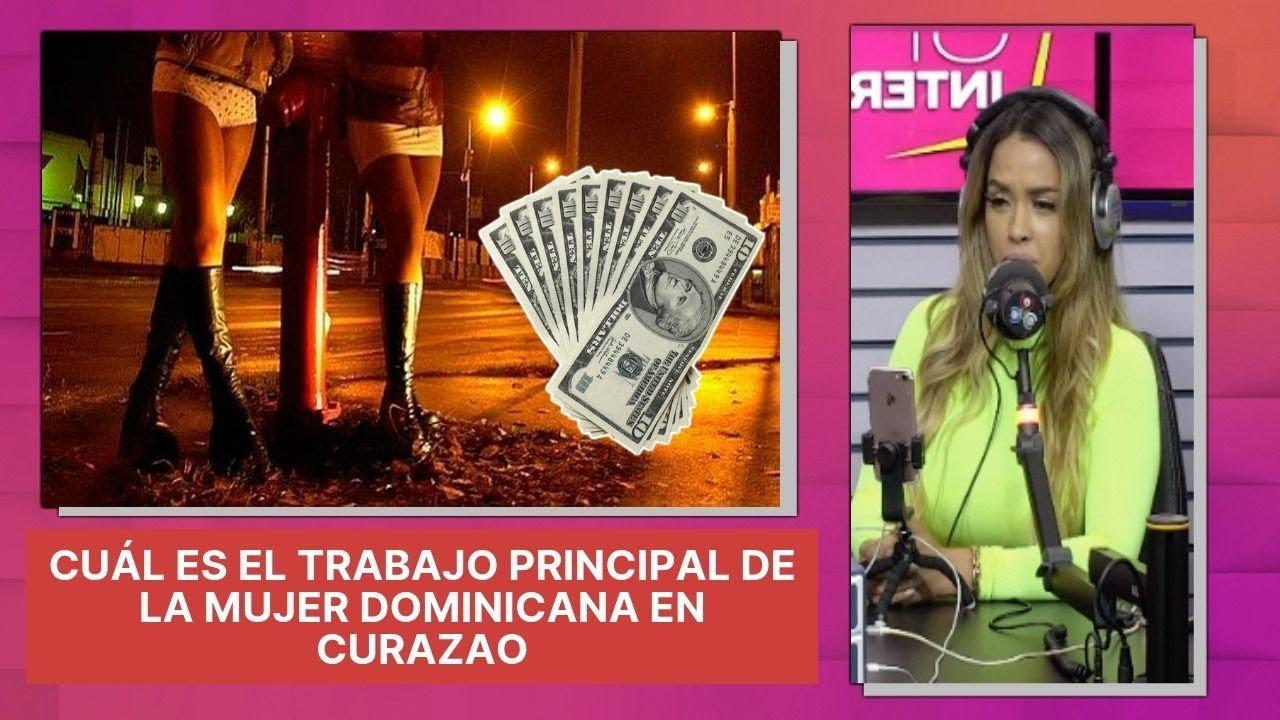 Ingrid Jorge revela cual es el oficio principal de las Mujeres Dominicanas en Curazao