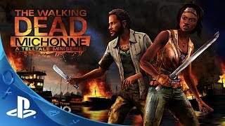 The Walking Dead: Michonne – Episode 2 – Give No Shelter | PS4, PS3