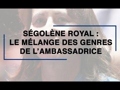 Ségolène Royal : Le Mélange Des Genres De L'ambassadrice Des Pôles