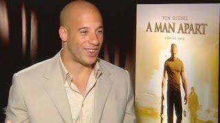'A Man Apart' Interview