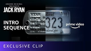 Jack Ryan Season 2 Opening Credits | Prime Video