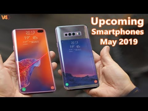 Upcoming Smartphones May 2019! Price & Launch Date