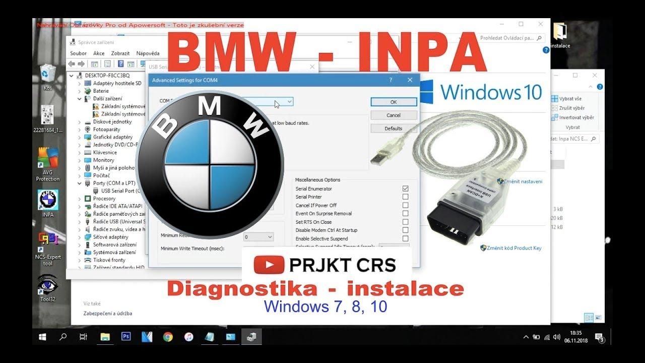 bmw inpa download