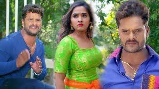 नई रिलीज़ भोजपुरी मूवी 2019, #Khesari lal Yadav, #Kajal Raghwani Bhojpuri Full Action Movie 2019