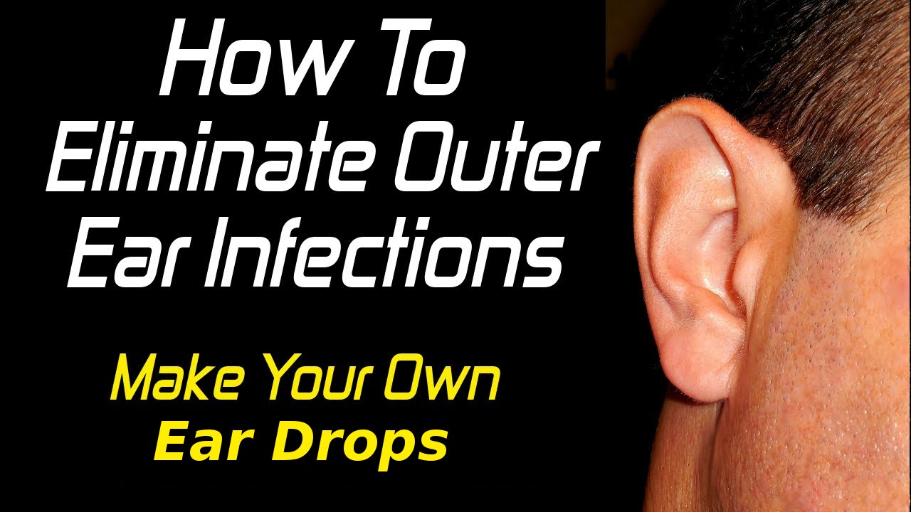 how to keep outer ear clean