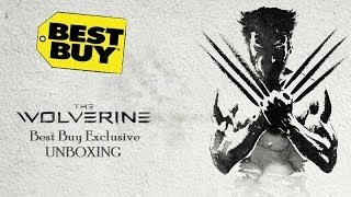The Wolverine 3D (Best Buy Exclusive) Gift Set Unboxing!(This is an unboxing of the Best Buy Exclusive The Wolverine Gift Set. Enjoy! Please Rate, Comment and Subscribe!, 2013-12-03T19:13:16.000Z)
