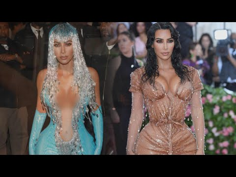 How Kim Kardashian Pulled Off Both Waist-Whittling 2019 Met Gala Looks