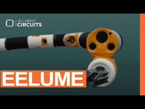 EELUME - Snake Swimming Robot that can do Underwater Operations