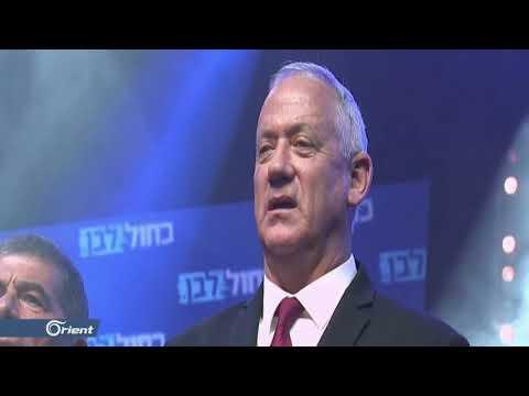 منافسة محتدمة بين بنيامين نتنياهو وبيني غانتس لترؤس الحكومة الإسرائيلية