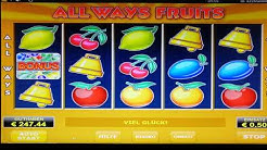 Online Casino Club - All Ways Fruits - Old Scool