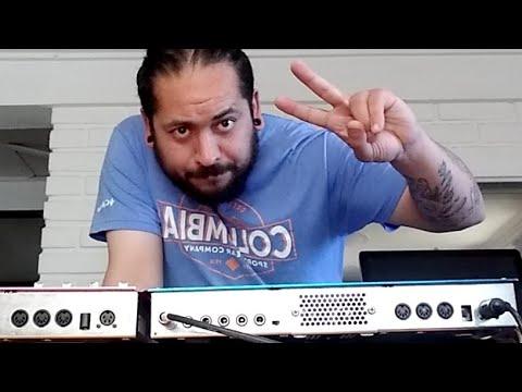 Nevo 2 Patterns Korg Electribe Dub(Kunte Kinte) Techno