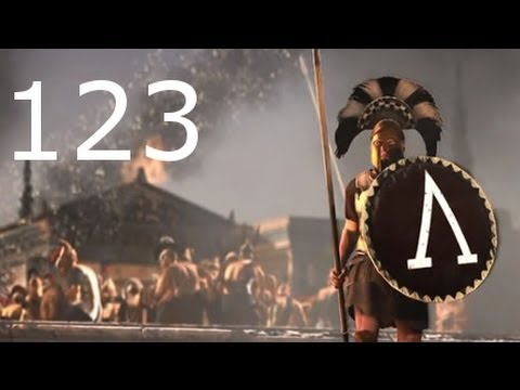 ➜ Total War - Rome 2 Sparta Walkthrough - Part 123: Imperator Military Campaign Victory [Legendary]