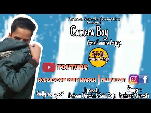 Apna Camera Aayega | ATA Spoof | Covered Team Farhaan Qureshi | Farhaan Qureshi Production