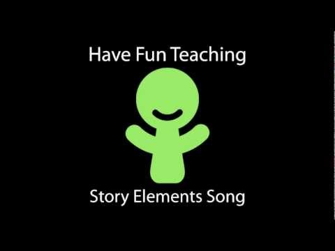 Story Elements Song - Audio