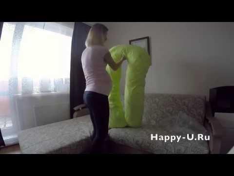 Зачем нужны подушки для беременных?